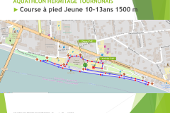 AQUATHLON HERMITAGE TOURNONAIS CP Jeune 10_13ans