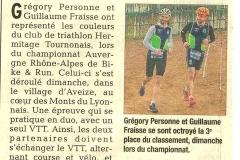 2017-02-16 DL Greg & Guillaume Bike&Run_Aveize