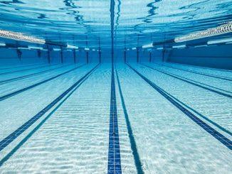 Entrainements natation
